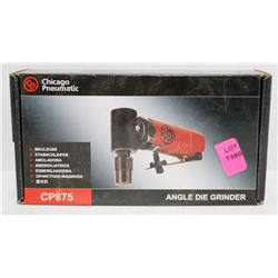 CHICAGO NEUMATIC ANGLE DIE GRINDER MODEL CP875