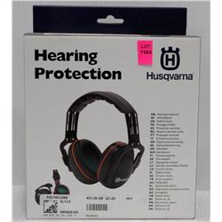 HUSQVARNA EAR MUFF HEARING PROTECTION