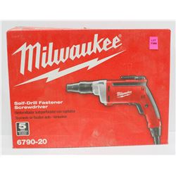 MILWAUKEE ELECTRIC SELF DRILL FASTENER SCREW