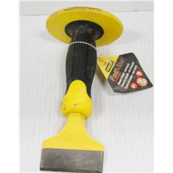 STANLEY FAT MAX 2-3/4  MASONS CHISEL WITH GUARD