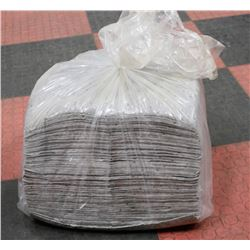 LARGE BAG OF 100 16 X 18 ABSORBANT PADS