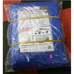 KLETON STANDARD DUTY BLUE TARP 30FT X 40FT