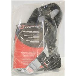 DYNAMIC FALL PROTECTION; HYBRID VEST HARNESS W/