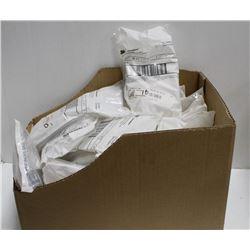 BOX OF 3M SPEEDGLASS REPLACEMENT PLASTIC SHIELDS
