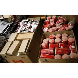PALLET OF NEW ASSORTED BALDWIN OIL & AIR FILTERS