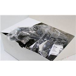 BOX OF 12 NEW ZENITH SMOKE LENS SAFETY GLASSES