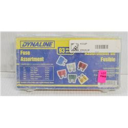 93 PC DYNALINE CASE OF FUSE ASSORTMENT