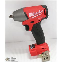 "NEW MILWUAKEE FUEL 18V CORDLESS 3/8"" IMPACT WRENCH"