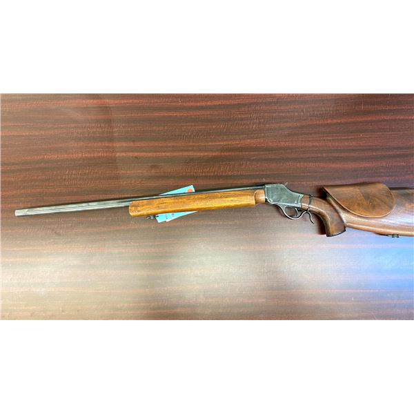 "Used Winchester 1885 Lo wall 218 Bee 27"" BBL"