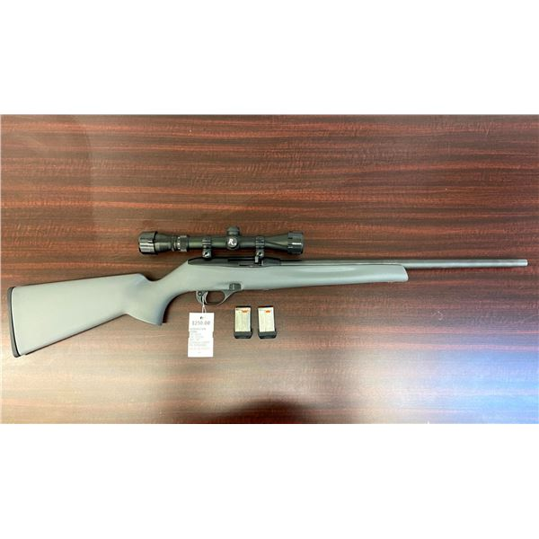 "Used Remington 597 22LR 19"" BBL 2 Mags Remington Scope"