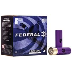 New Federal 16 ga 2 3/4 1 1/8 oz #4