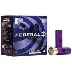 New Federal 16 ga 2 3/4 1 1/8 oz #6