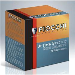 """New Fiocchi 20ga 3"""" 1 1/4oz #4"""