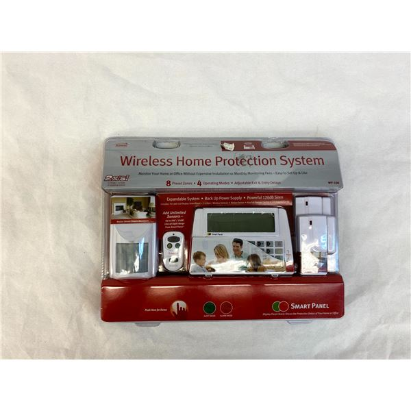 Wireless Home Protection