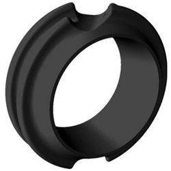 """G5 Radial String - 516 Black Grooves 5/16"""""""