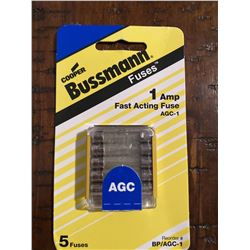 Fuses for Lamp ( 5 Pack )