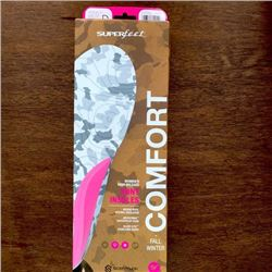Hunt High Mileage Cool Comfort Insole (trail) Women's Size-6 1/2-8