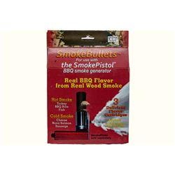 SmokeBullets/ BBQ Smoke Generator ( 3 Flavors )