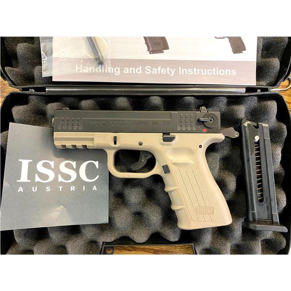 "New ISSC Austria 22LR FDE 4"" BBL"