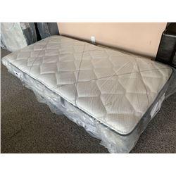 NEW in bag Floor Model Pillow Top Twin Mattress