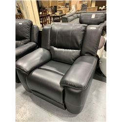 Bonded Leather Italian Style Reclining Chair