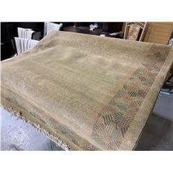 Gabbeh Thick Woven 5x8 Area Rug
