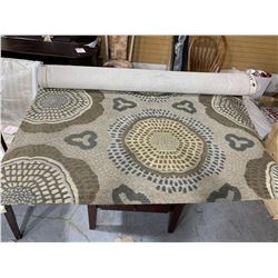 Bombay Heritage Woven 5 x 7 Area Rug