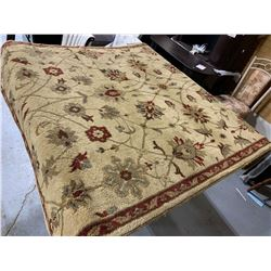 Home Accents Baltwood Beige 5 x 7 Area Rug