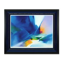 """Thomas Leung """"Swinging Blue"""" Limited Edition Giclee on Paper"""