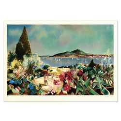 "Robert Vernet Bonfort ""Nice"" Limited Edition Lithograph"