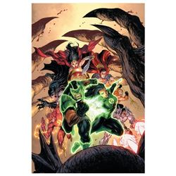 """DC Comics """"Green Lanterns #15"""" Limited Edition Giclee on Canvas"""