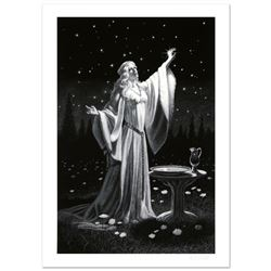 "Greg Hildebrandt ""Ring Of Galadriel"" Limited Edition Giclee"