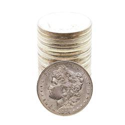 Roll of (20) Pre-1900 $1 Morgan Silver Dollar Coins