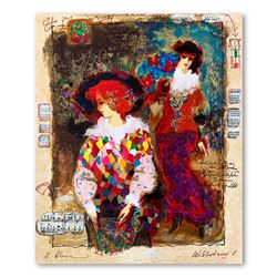 "Alexander & Wissotzky ""Memories of Venice"" Limited Edition Serigraph"