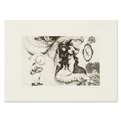 "Charles Bragg ""Vanity"" Limited Edition Etching"