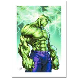 "Stan Lee - Marvel Comics ""Hulk #7"" Limited Edition Giclee"