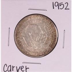 1952 Washington Carver Commemorative Half Dollar Coin