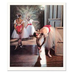 "Douglas Hofmann ""The Rehearsal"" Limited Edition Lithograph"