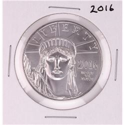 2016 $100 American Platinum Eagle Coin