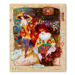 """Alexander & Wissotzky """"A and W Limited Edition"""" Limited Edition Serigraph"""