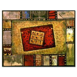 "Victor Shrem ""Kameha Aharon"" Limited Edition Serigraph"