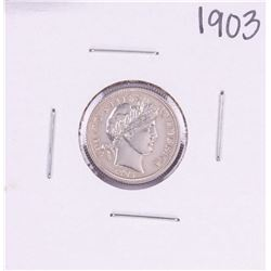 1903 Proof Barber Dime Coin