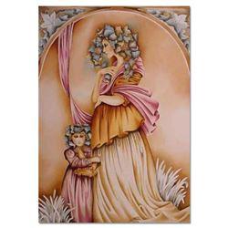 """Haya Ran """"The Nanny"""" Limited Edition Serigraph"""
