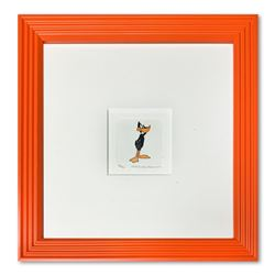 """Looney Tunes """"Daffy Duck"""" Limited Edition Etching"""