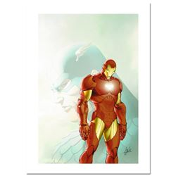 "Stan Lee - Marvel Comics ""Fallen Son: The Death of Captain America #5"" Limited Edition Giclee"