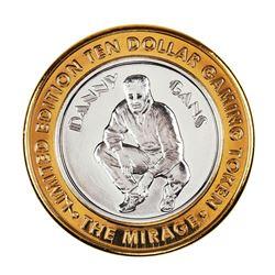 .999 Silver Mirage Las Vegas, Nevada $10 Casino Limited Edition Gaming Token