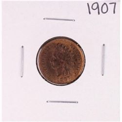 1907 Indian Head Cent Coin