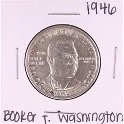 1946 Booker T. Washington Memorial Half Dollar Coin