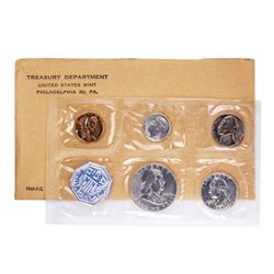 1960 (5) Coin Proof Set in Envelope