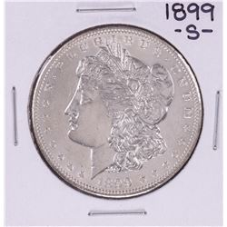 1899-S $1 Morgan Silver Dollar Coin